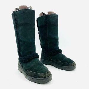 Ugg Sundance II Tan Boots Womens Size 6 - 4087